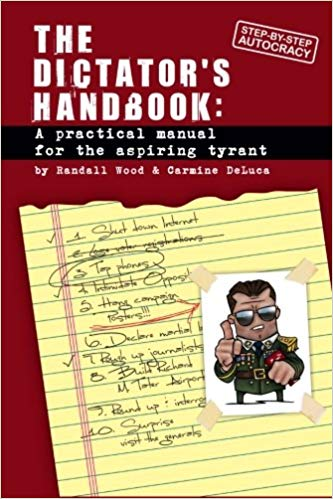 The Dictator's Handbook: A Practical Manual for The Aspiring Tyrant