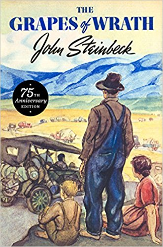 The Grapes of Wrath- 75th Anniversary Edition